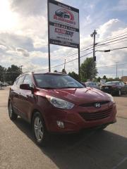 Used 2011 Hyundai Tucson GLS $ 83 Bi-Weekly! for sale in Truro, NS