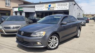 Used 2015 Volkswagen Jetta HIGHLINE for sale in Etobicoke, ON