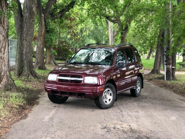2003 Chevrolet Tracker LXT 4WD