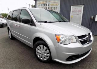 Used 2012 Dodge Grand Caravan ***SXT,STOW&GO,CLIM 2 ZONE*** for sale in Longueuil, QC