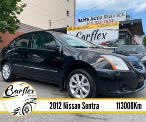 Used 2012 Nissan Sentra 2.0 S for sale in London, ON