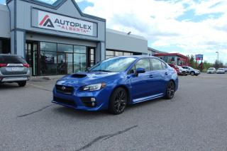 Used 2016 Subaru WRX w/Sport Pkg Tech for sale in Calgary, AB