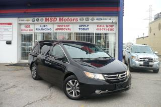 Used 2014 Honda Odyssey Touring for sale in Toronto, ON
