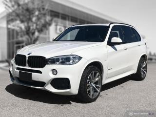 Used 2018 BMW X5 xDrive35d Executive Driven for sale in Winnipeg, MB