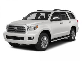 Used 2015 Toyota Sequoia SR5 for sale in Winnipeg, MB