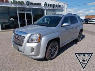 Used 2014 GMC Terrain Denali for sale in Arnprior, ON