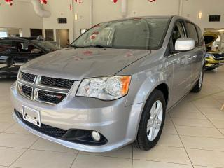 Used 2013 Dodge Grand Caravan Crew for sale in Waterloo, ON