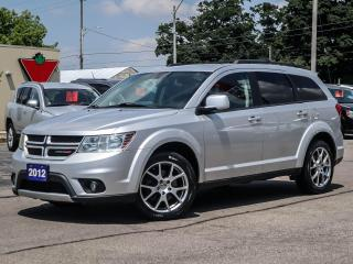Used 2012 Dodge Journey R/T for sale in Simcoe, ON
