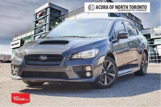 Used 2017 Subaru WRX 4Dr Sport Pkg 6sp No Accident| MANUAL| Back-Up Cam for sale in Thornhill, ON