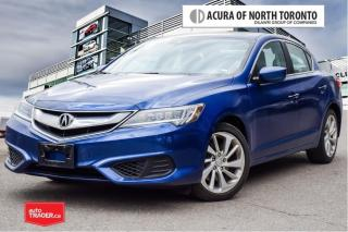 Used 2017 Acura ILX Premium 8dct No Accident| Remote Start| New Brakes for sale in Thornhill, ON