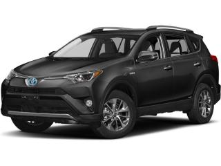 Used 2017 Toyota RAV4 Hybrid LE+ ROOF. BLIS  ADAPTIVE CRUISE  PWR TAILGATE for sale in Ottawa, ON