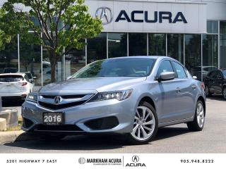 Used 2016 Acura ILX Tech 8DCT for sale in Markham, ON