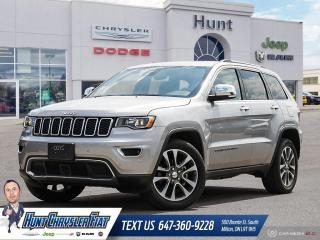 Used 2018 Jeep Grand Cherokee Limited for sale in Milton, ON