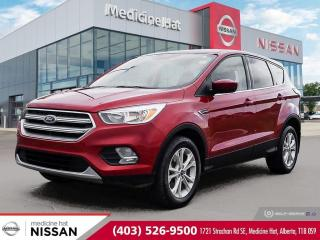 Used 2017 Ford Escape SE for sale in Medicine Hat, AB