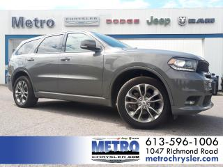 Used 2019 Dodge Durango GT AWD 7 Seater for sale in Ottawa, ON