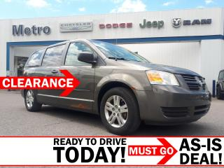 Used 2010 Dodge Grand Caravan SE AS-IS for sale in Ottawa, ON