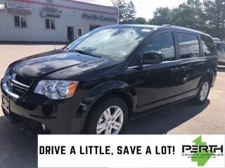 New 2020 Dodge Grand Caravan Crew Plus | Leather | Navigation | Backup Camera | for sale in Mitchell, ON