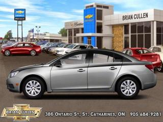 Used 2012 Chevrolet Cruze LT Turbo w/1SA for sale in St Catharines, ON