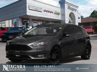 Used 2017 Ford Focus SEL for sale in Niagara Falls, ON
