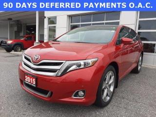 Used 2015 Toyota Venza 4DR WGN V6 AWD for sale in North Bay, ON