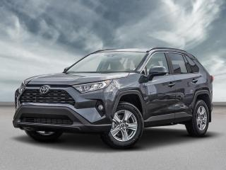 New 2020 Toyota RAV4 XLE AWD for sale in North Bay, ON