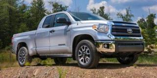 Used 2017 Toyota Tundra 4WD Double Cab 146 5.7L SR5 Plus for sale in North Bay, ON