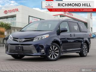New 2020 Toyota Sienna XLE AWD 7-Pass V6 for sale in Richmond Hill, ON