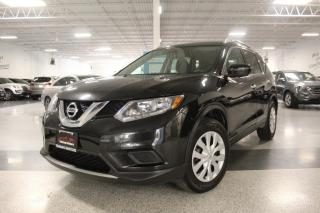 Used 2016 Nissan Rogue REAR CAM I HEATED SEATS I KEYLESS ENTRY I POWER OPTIONS for sale in Mississauga, ON
