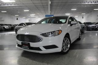 Used 2017 Ford Fusion SE I NO ACCIDENTS I REAR CAM I KEYLESS ENTRY I POWER OPTIONS for sale in Mississauga, ON