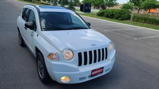 Used 2008 Jeep Compass 4WD 4DR SPORT for sale in Mississauga, ON