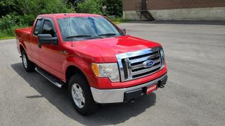 Used 2010 Ford F-150 4WD SUPERCAB for sale in Mississauga, ON