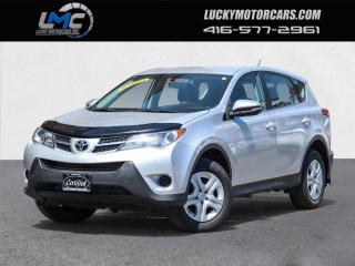 Used 2015 Toyota RAV4 LE AWD-BLUETOOTH-WE FINANCE-90KMS for sale in Toronto, ON