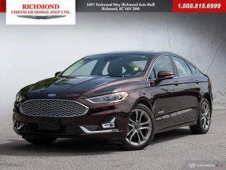 Used 2019 Ford Fusion Hybrid Titanium for sale in Richmond, BC