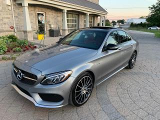 Used 2016 Mercedes-Benz C450 AMG 4MATIC for sale in St-Eustache, QC
