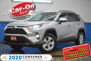 Used 2019 Toyota RAV4 XLE AWD REAR CAM HTD SEATS ADAPTIVE CRUISE for sale in Ottawa, ON