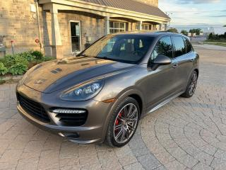 Used 2013 Porsche Cayenne GTS for sale in St-Eustache, QC