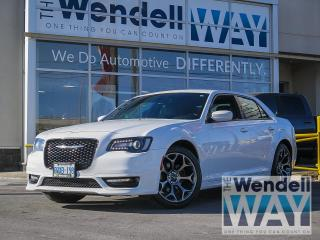 Used 2017 Chrysler 300 S - NAV / Appearance Pkg for sale in Kitchener, ON