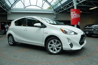 Used 2016 Toyota Prius C for sale in Vancouver, BC