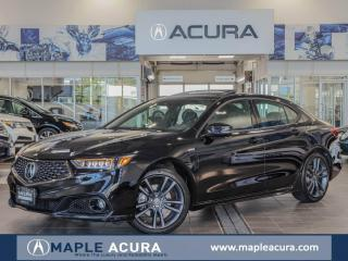Used 2018 Acura TLX Tech A-Spec, 7yrs/160000km Acura Certified warrant for sale in Maple, ON