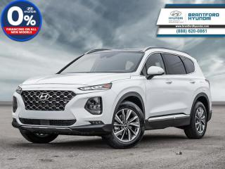 New 2020 Hyundai Santa Fe 2.0T Luxury AWD  - Sunroof - $255 B/W for sale in Brantford, ON