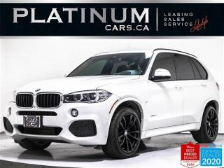 Used 2017 BMW X5 xDrive35d DIESEL, AWD, M-SPORT, NAV, PANO, PREMIUM for sale in Toronto, ON