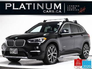 Used 2018 BMW X1 xDrive28i, CAM, PARK ASSIST, HEATED, PUSH TO START for sale in Toronto, ON