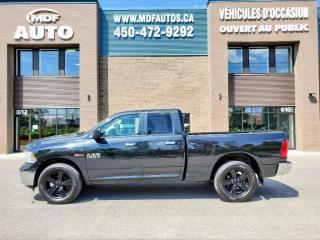 Used 2016 RAM 1500 SLT ECO Diesel for sale in St-Eustache, QC