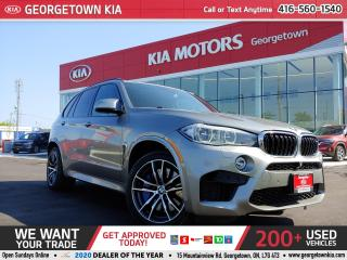 Used 2015 BMW X5 M AWD | LEATHER | NAVI | ROOF | BU CAM | BLUTOOTH for sale in Georgetown, ON