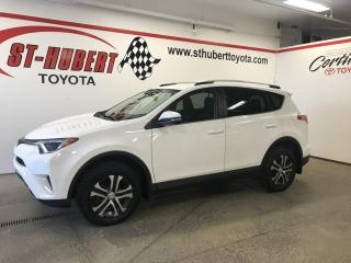 Used 2016 Toyota RAV4 FWD LE, CAMÉRA DE RECUL for sale in St-Hubert, QC