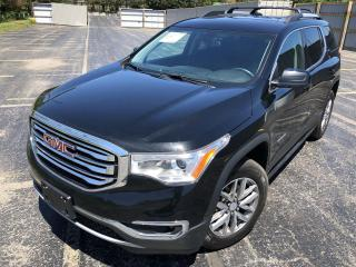 Used 2017 GMC Acadia SLE-2 2WD for sale in Cayuga, ON
