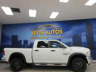 Used 2014 RAM 2500 CREW-CAB CUMMINS TURBO DIESEL TOUT EQUIP for sale in Lévis, QC