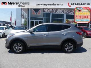 Used 2015 Hyundai Santa Fe Sport SE  - $154 B/W for sale in Orleans, ON