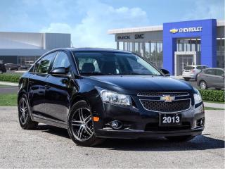 Used 2013 Chevrolet Cruze LT Turbo for sale in Markham, ON