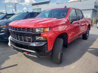 New 2020 Chevrolet Silverado 1500 Silverado Custom Trail Boss for sale in Brampton, ON